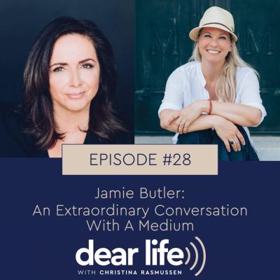 EP28: Jamie Butler: An Extraordinary Conversation With A Medium