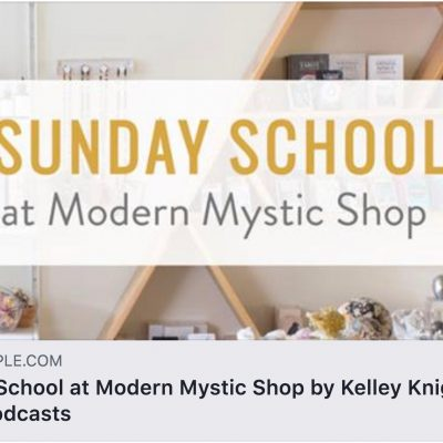 Sunday School at Modern Mystic: Communication with Spirits